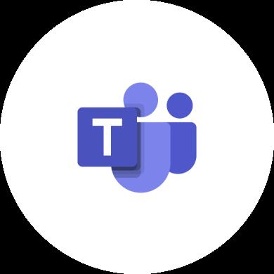 Teams のロゴ