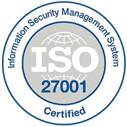 ISO/IEC 27018 로고