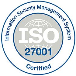 ISO/IEC 27018 のロゴ