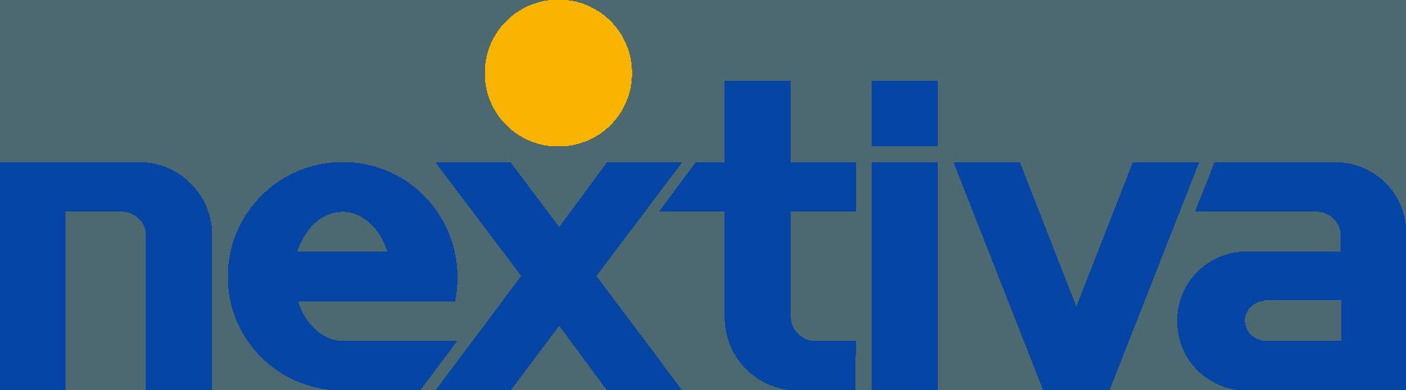 Логотип Nextiva