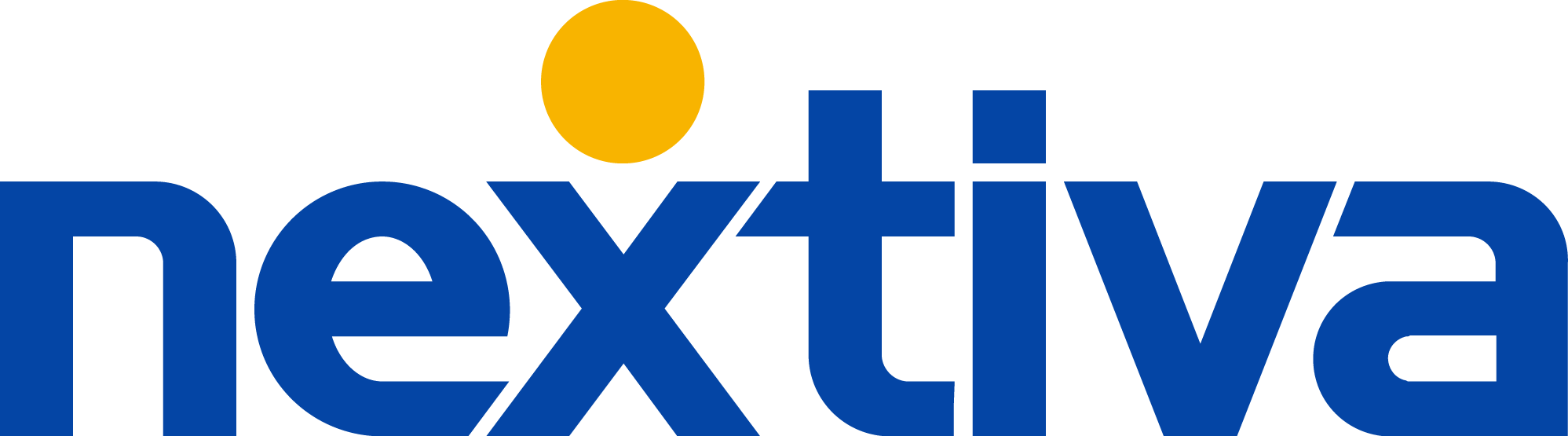 Logotipo de Nextiva