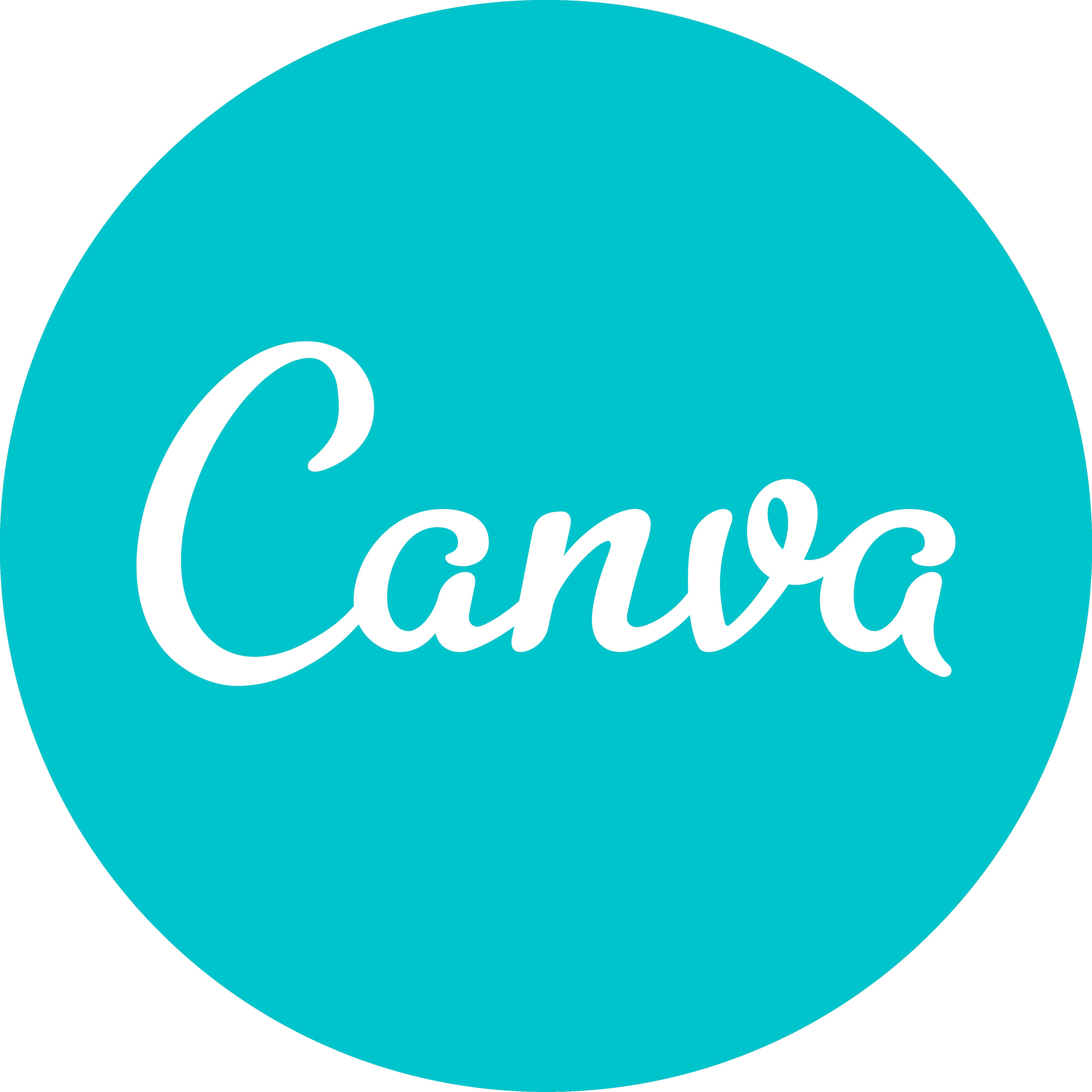 Логотип Canva