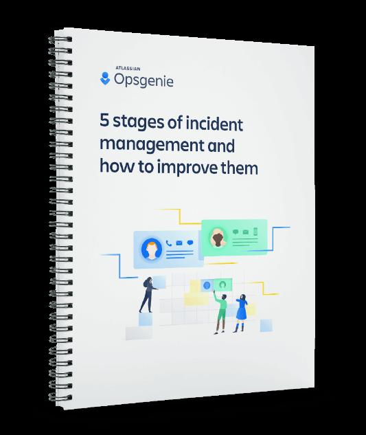 Aperçu du livre blanc des cinqétapes de la gestion des incidents