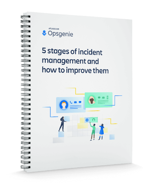 The Five Stages of Incident Management Whitepaper preview