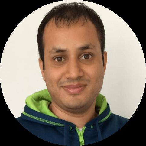 Partha Kamal Headshot