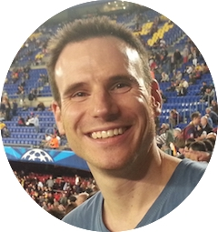 Dave Draper headshot