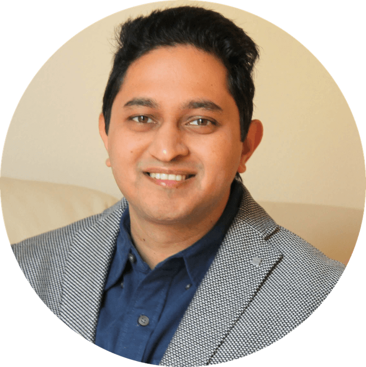 Aditya Ghule headshot