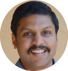 Ravi Kiran Kumar headshot