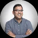 Bala Venkatrao headshot