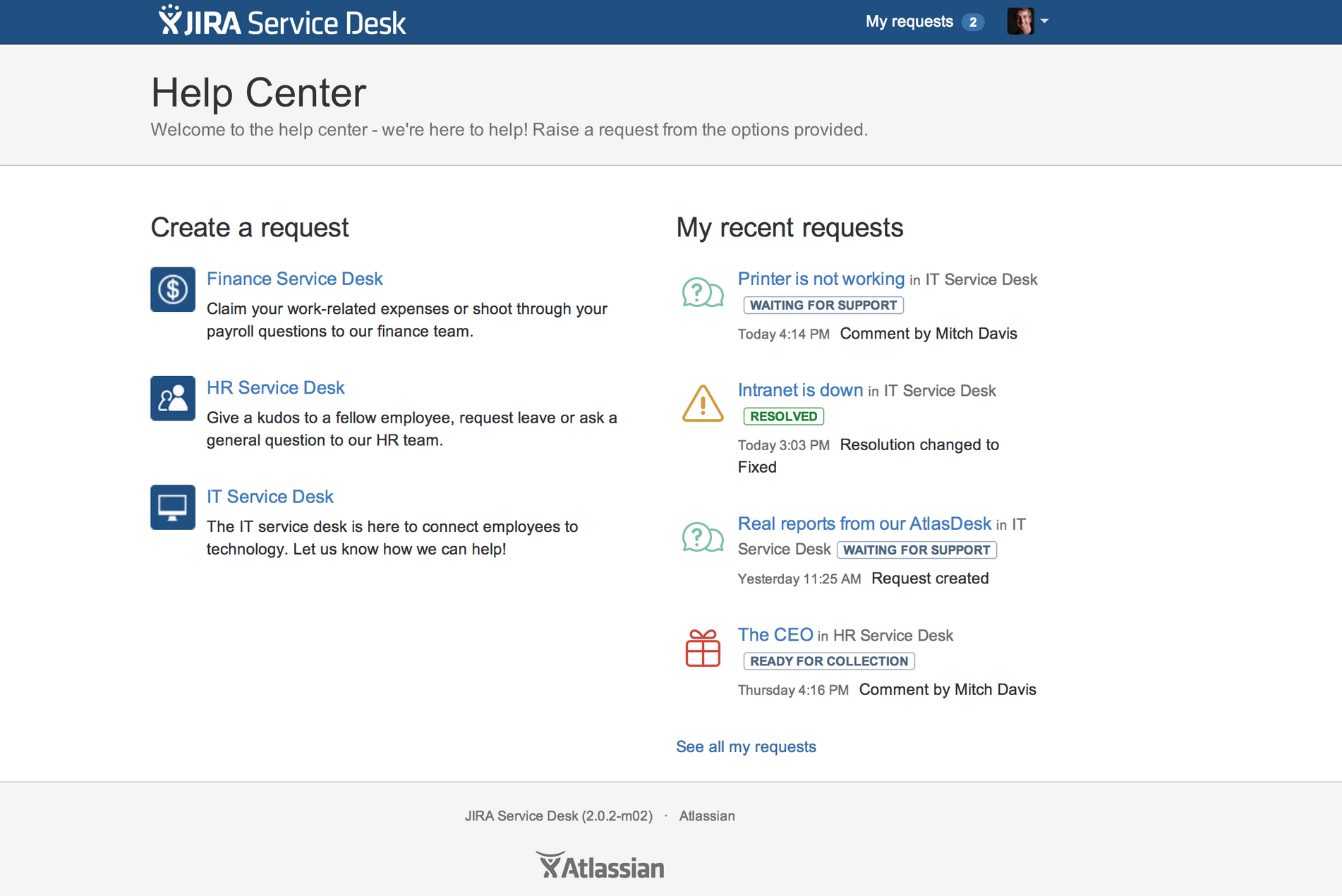 ways for self service success atlassian finally even though customers are turning to your support team for help they still be able to help themselves your customer portal is a great way to