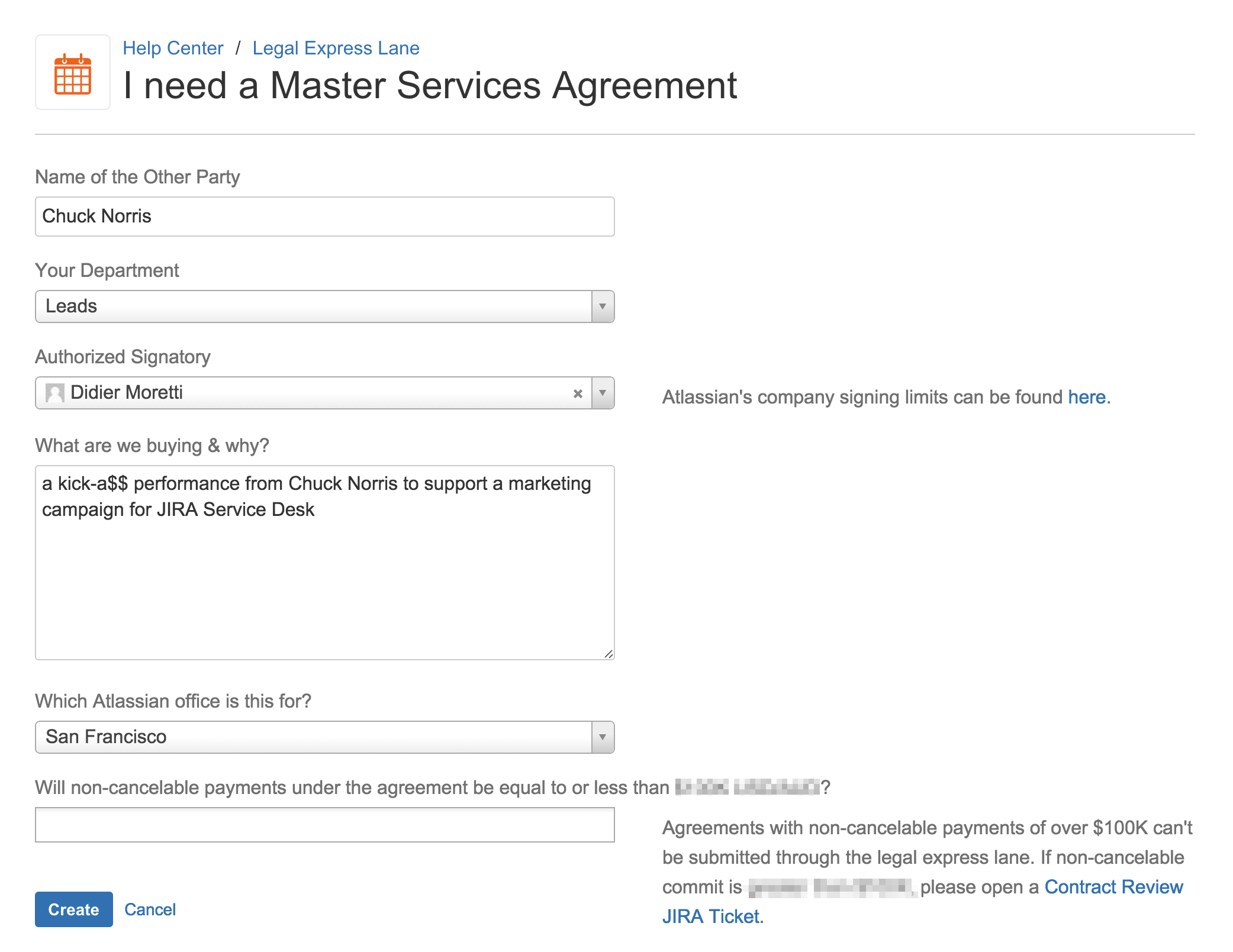 simple service contract – Simple Contract for Services