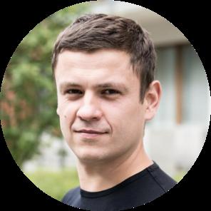 Marek Radonchonski headshot