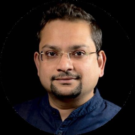 Vidhu Sharma headshot