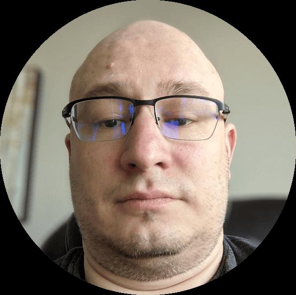 Warren Marusiak headshot