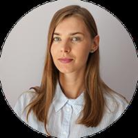 Hanna Sazonava headshot