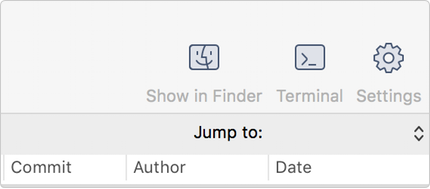 Show in Finder